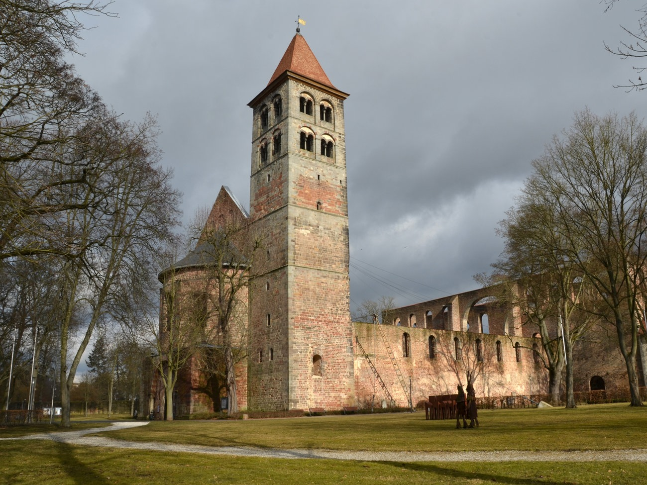 Bad Hersfeld Stiftsruine Mit Lullusglocke Hr4 De Alle Orte