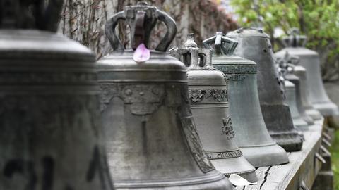 Verschiedene Glocken