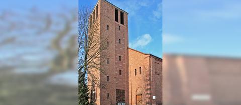 Kirche Mariae Namen in Hanau