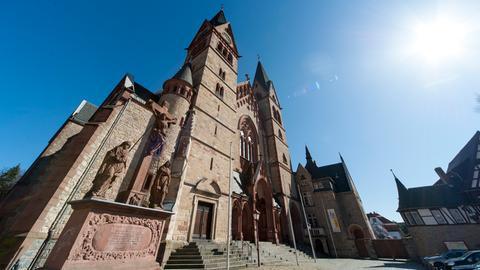 Kirche St. Peter in Heppenheim
