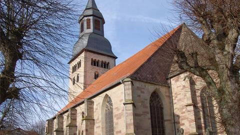 Altstädter Kirche in Hofgeismar