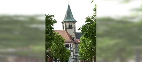 St. Jakobuskirche in Hünfeld