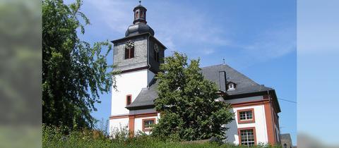 Ev. Pfarrkirche in Idstein-Heftrich