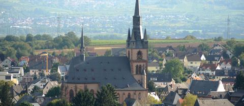 Kirche St. Valentin in Kiedrich