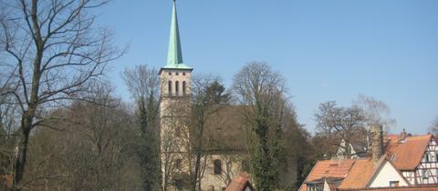 Evangelische Marienkirche in Frankfurt-Seckbach