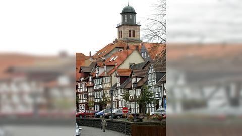Stadtkirche in Lauterbach