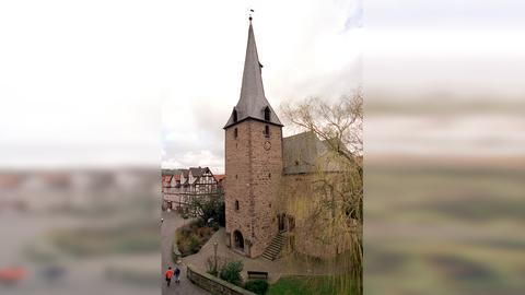 Stadtkirche in Melsungen