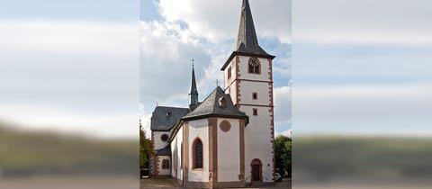 St. Bartholomäuskirche in Mörlenbach