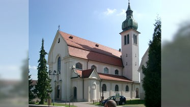 Herz-Jesu-Kirche in Obertshausen