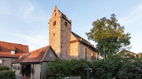 Ev. Kirche in Darmstadt-Wixhausen