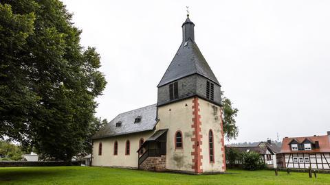 Evangelische Kirche in Ebsdorfergrund-Hachborn