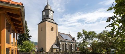 Evangelische Kirche in Elgershausen