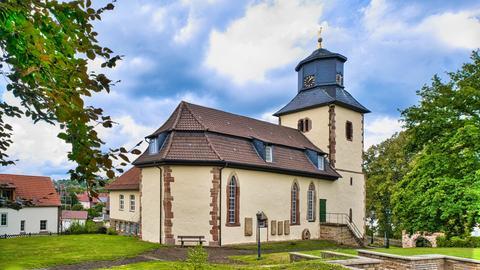 Kirche Bebra-Weiterode