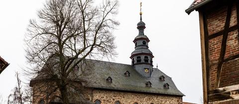 Amöneburg-Roßdorf - Glocke