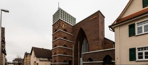Bischofsheim bei Mainz - Glocke