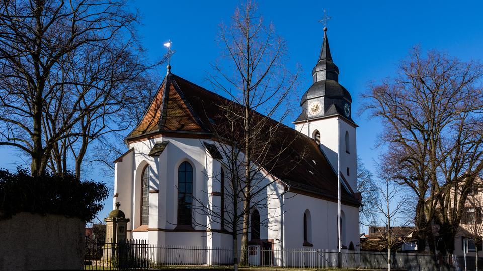 Darmstadt Arheilgen Ev Auferstehungskirche