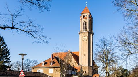 Darmstadt - Glocke