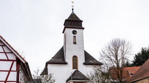 Mörlenbach-Weiher - Glocke