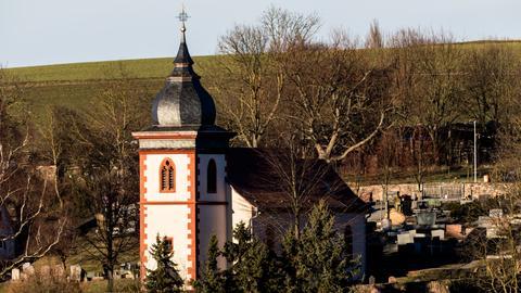 Otzberg - Ober-Klingen - Glocke