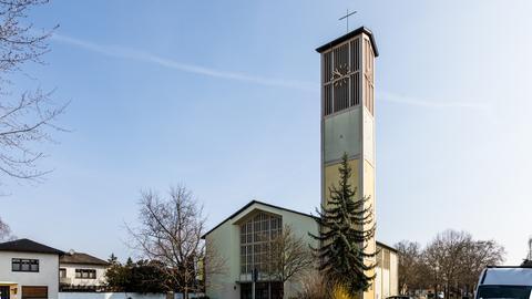 Mainz-Kostheim - Glocke