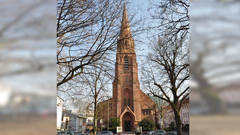 St. Elisabeth-Kirche in Frankfurt-Bockenheim