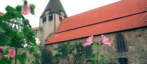 Ev. Stiftskirche in Kaufungen-Oberkaufungen