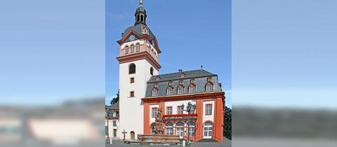 Schlosskirche in Weilburg
