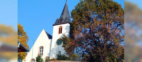 Bergkirche in Zwingenberg