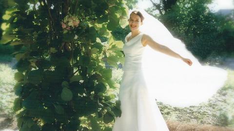 Hochzeitskleider der hr4-Moderatorinnen