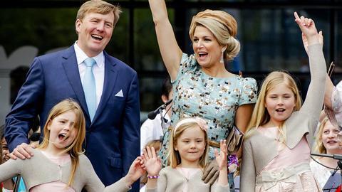 Königliche Familien