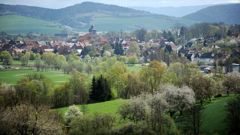 Kirschblüte rund um Witzenhausen