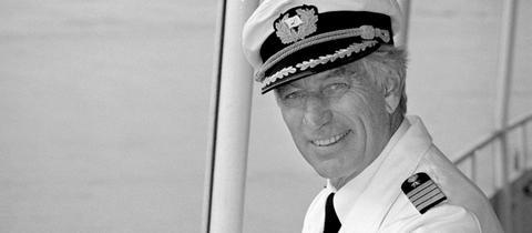 Siegfried Rauch als Traumschiff-Kapitän