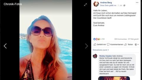 Die Stars posten ihren Sommer bei Facebook