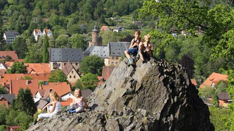 Hessen Tourismus Sehenswürdigkeiten